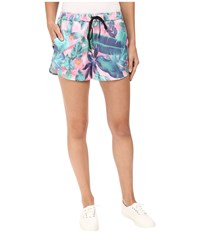 Bench Laniakea Shorts Candy Pink Women's Shorts