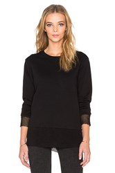 Cheap Monday Net Sweatshirt Black