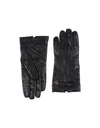 Blumarine Accessories Gloves Women Black