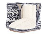 Foamtreads Avalon Navy Multi Women's Slippers Blue