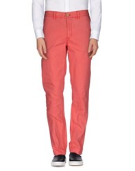Tommy Hilfiger Denim Trousers Casual Trousers Men Coral
