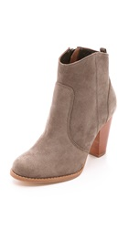 Joie Dalton Booties Charcoal