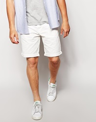 New Look Chino Shorts Offwhite