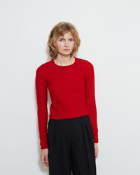 Christophe Lemaire Cropped Sweater