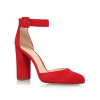 Vince Camuto Shaytel High Heel Sandals Red
