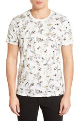 Men's Big And Tall Ted Baker London Dragonfly Print T Shirt