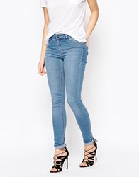 Oasis 90S Skinny Jean Bright Blue