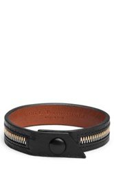 Want Les Essentiels 'Tambo' Zip Bracelet Black