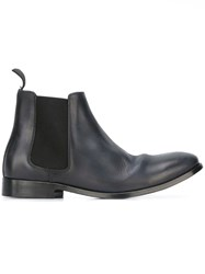 Paul Smith Ps By Chelsea Boots Blue