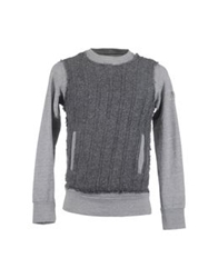 Rare Ra Re Sweatshirts Grey