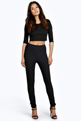 Anneliese Textured Leggings