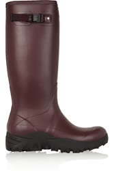 Hunter Tall Snow Wellington Boots Red