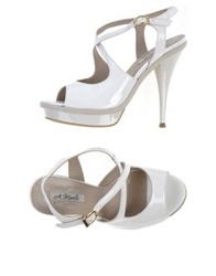 Andrea Morelli Sandals White