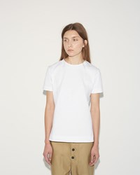 Sofie D'hoore Trust Cotton Fleece Tee White