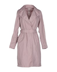 Add Coats And Jackets Full Length Jackets Women Pastel Pink