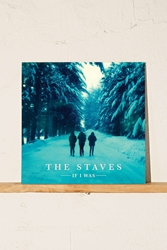 Urban Outfitters The Staves If I Was Lp Black