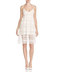 Little White Lies Lace Dress Ivory