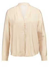Won Hundred Edel Blouse Toasted Almond Nude