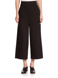 High Waisted Nerd Pant Black