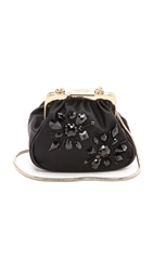 Kate Spade Classic Nylon Jewels Mayla Coin Purse Black