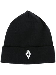 Marcelo Burlon County Of Milan 'Cruz' Beanie Black