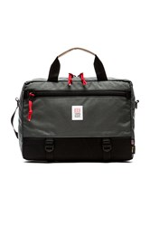 Topo Designs Commuter Briefcase Gray