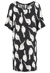 Stine Goya Lee Summer Dress Black