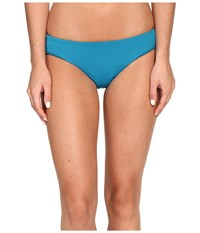 Billabong Sol Searcher Capri Bottom Moroccan Blue Women's Swimwear