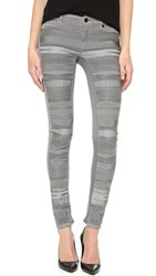 Superfine Rap Jeans Mid Grey