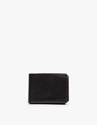 Billykirk Bi Fold Wallet In Black