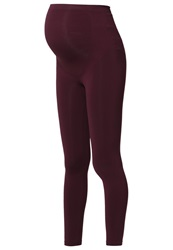 Bellybutton Lena Leggings Winetasting Bordeaux