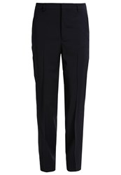 Filippa K Fiona Trousers Dark Navy Dark Blue