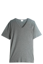 Sunspel V Neck T Shirt