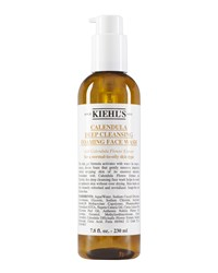 Calendula Deep Cleansing Foaming Face Wash 7.8 Oz Kiehl's Since 1851