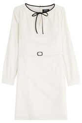 A.P.C. Belted Dress Beige