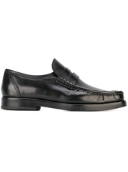 Lathbridge By Patrick Cox Classic Penny Loafers Black