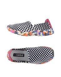 Colors Of California Footwear Low Tops And Trainers Women Black