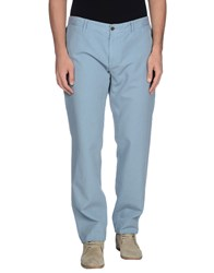 Ballantyne Trousers Casual Trousers Men Sky Blue