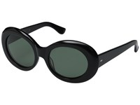 Raen Figurative Black Fashion Sunglasses