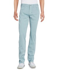 Hudson Jeans Blake Cotton Pants Reef Rock