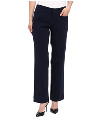 Dockers Petite The Ideal Pant Night Water Women's Casual Pants Black