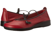 Arcopedico Vitoria Burgundy Women's Maryjane Shoes