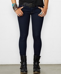 Denim And Supply Ralph Lauren Super Skinny Jeans Kammie Wash