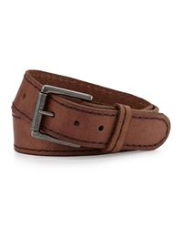 Will Leather Goods Men's Leather Jean Belt Tan