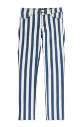 Seafarer Striped Oyster Bull Jeans