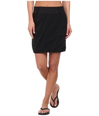 Mountain Hardwear Dynama Skirt Black Women's Skirt