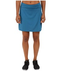 Skirt Sports Happy Girl Brilliant Blue Women's Skort