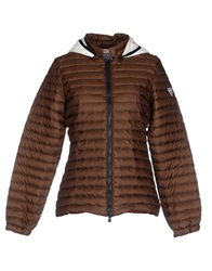 Rossignol Down Jackets Brown