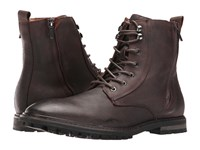 Robert Wayne Thomas Brown Men's Lace Up Boots