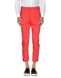 The Editor Trousers Casual Trousers Men Red